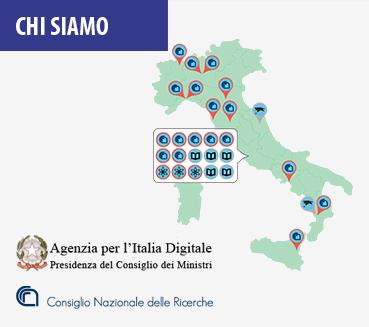 Cartina Italia Joomla.Home Progetto Science And Technology Digital Library